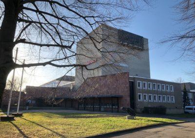 Generalplanung der Sanierung des Schauspielhauses Chemnitz