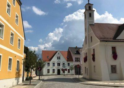 Neubau der Oberschule in Rothenburg