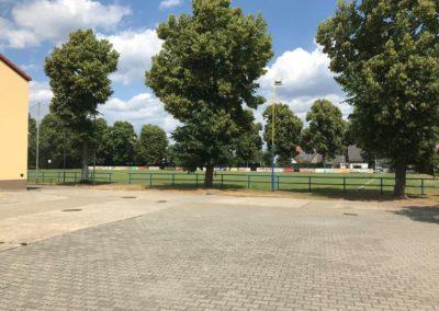 Neubau der Sport- und Mehrzweckhalle in Rothenburg/O.L.