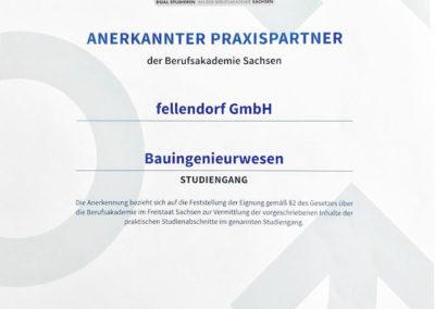 Praxispartner der Berufsakademie Glauchau