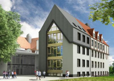 Erweiterung Oberschule in Wilsdruff