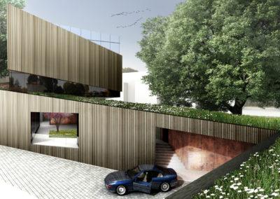 Neubau Wohnhaus, Chemnitz-Kaßberg