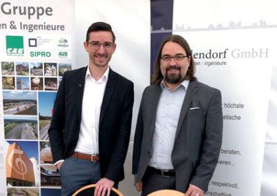 12. Firmenkontaktmesse 2019 der Bauhaus-Universität Weimar