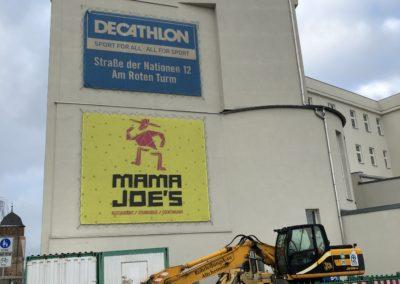 Neubau des Johannis-Quartiers in Chemnitz
