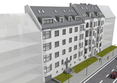 Neubau Penthouse-Wohnungen Kavalierstraße Berlin