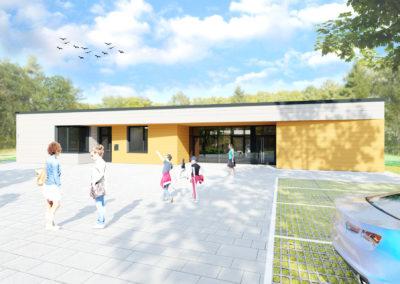 Neubau Kinder- und Jugendnotdienst der Stadt Chemnitz