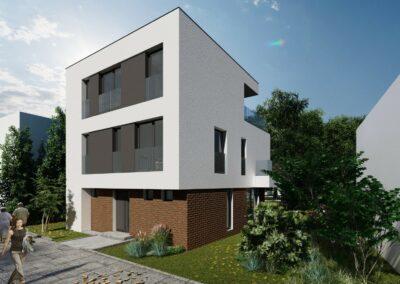 Neubau Stadthaus,  Schloßchemnitz