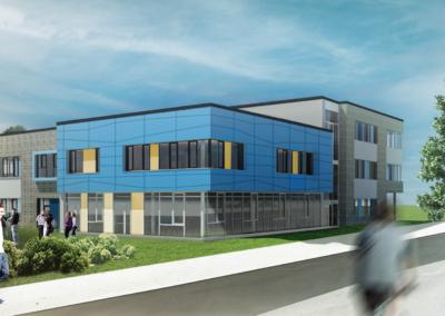 Neubau Oberschule Rothenburg / O.L.