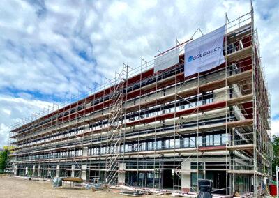 Genius Campus Offenbach – 1. Bauabschnitt